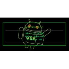 Android-x86 5.1 32bit