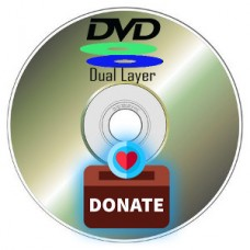 Donate One Dual Layer DVD