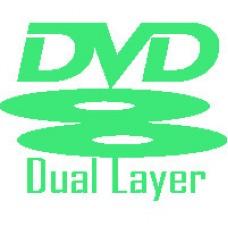 Dual Layer DVD