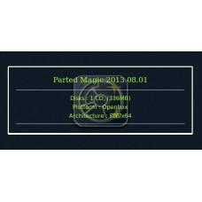 Parted Magic 2013.08.01
