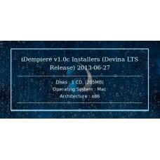 iDempiere v1.0c Installers (Devina LTS Release) 2013-06-27 32bit