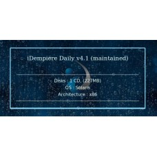 iDempiere Daily v4.1 (maintained)