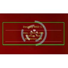 DesktopBSD 1.7 x64