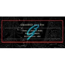 GhostBSD 10.1 Ève 64bit