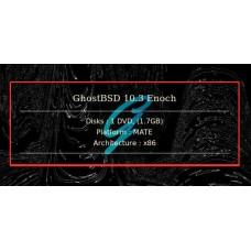 GhostBSD 10.3 Enoch 32bit