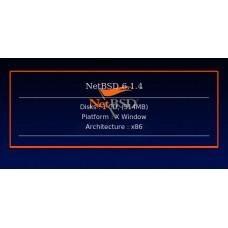 NetBSD 6.1.4 32bit