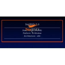 NetBSD 7.0 64bit