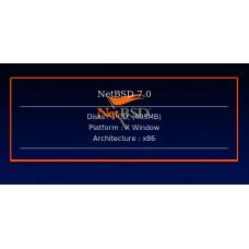 NetBSD 7.0 32bit