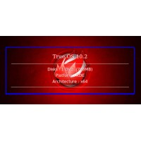 True OS 10.2 64bit