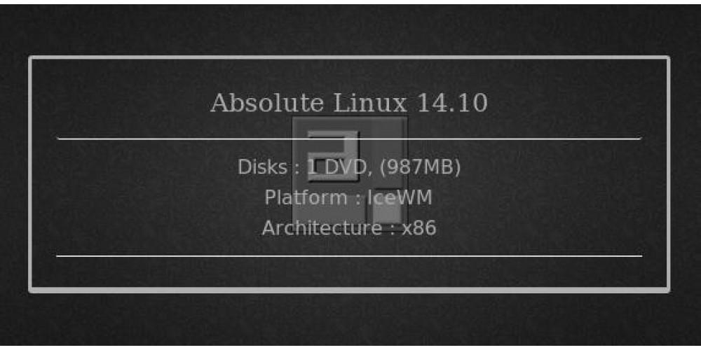 Absolute Linux 14 10 32bit