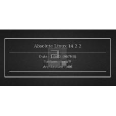Absolute Linux 14.2.2 32bit