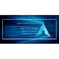 ArchLinux 2017.11.01