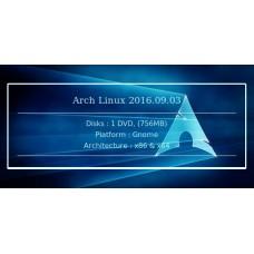 ArchLinux 2016.09.03