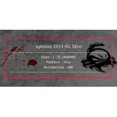aptosid 2011-02 Xfce 32bit