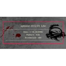 aptosid 2012-01 Lite 64bit