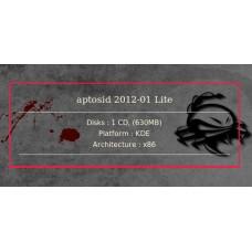 aptosid 2012-01 Lite 32bit