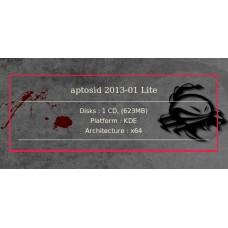 aptosid 2013-01 Lite 64bit