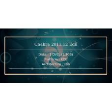 Chakra 2011.12 Edn 32bit