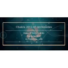 Chakra 2012.07 Archimedes 32bit