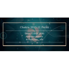 Chakra 2015.11 Fermi