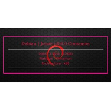 Debian ( Jessie ) 8.6.0 Cinnamon 32bit