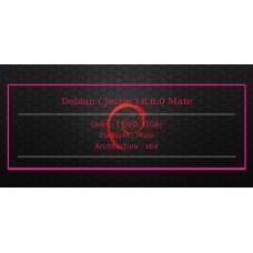 Debian ( Jessie ) 8.6.0 Mate 64bit
