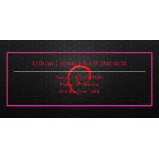 Debian ( Jessie ) 8.6.0 Standard 32bit