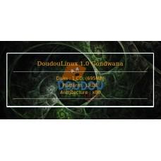 DoudouLinux 1.0 Gondwana