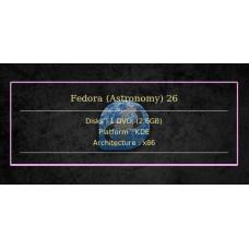 Fedora (Astronomy) 26 32bit