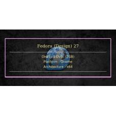 Fedora (Design) 27 64bit