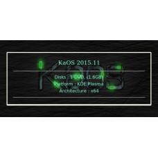KaOS 2015.11