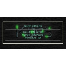 KaOS 2016.03