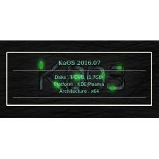 KaOS 2016.07