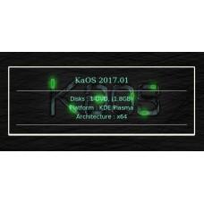 KaOS 2016.11