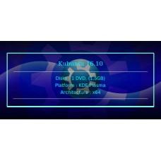 Kubuntu 16.10 64bit