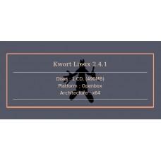 Kwort Linux 2.4.1