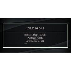 LXLE 16.04.1 32bit