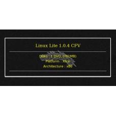 Linux Lite 1.0.4 CFV