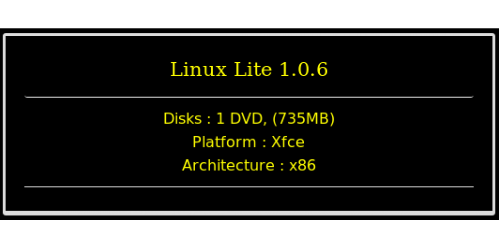 Linux Lite 1 0 6 32bit