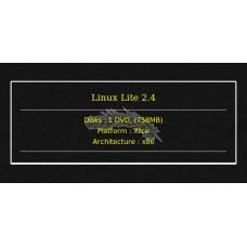 Linux Lite 2.4 32bit