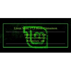 Linux Mint 17.3 Rosa Cinnamon 32bit