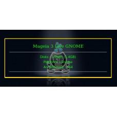 Mageia 3 Live GNOME