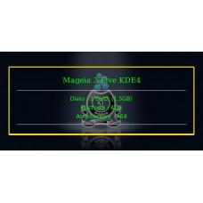 Mageia 3 Live KDE4
