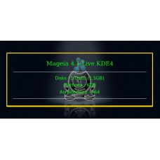 Mageia 4.1 Live KDE4