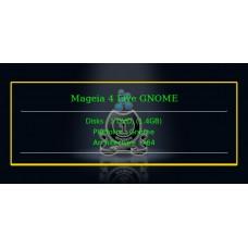Mageia 4 Live GNOME
