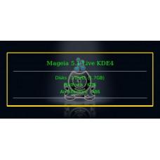 Mageia 5.1 Live KDE4 32bit