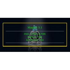 Mageia 5.1 64bit