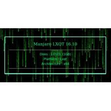 Manjaro LXQT 16.10 64bit