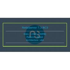 NethServer 7.3 RC3