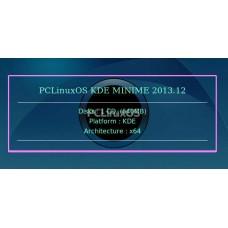 PCLinuxOS KDE MINIME 2013.12